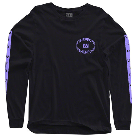 We The People Saturn Long Sleeve Shirt