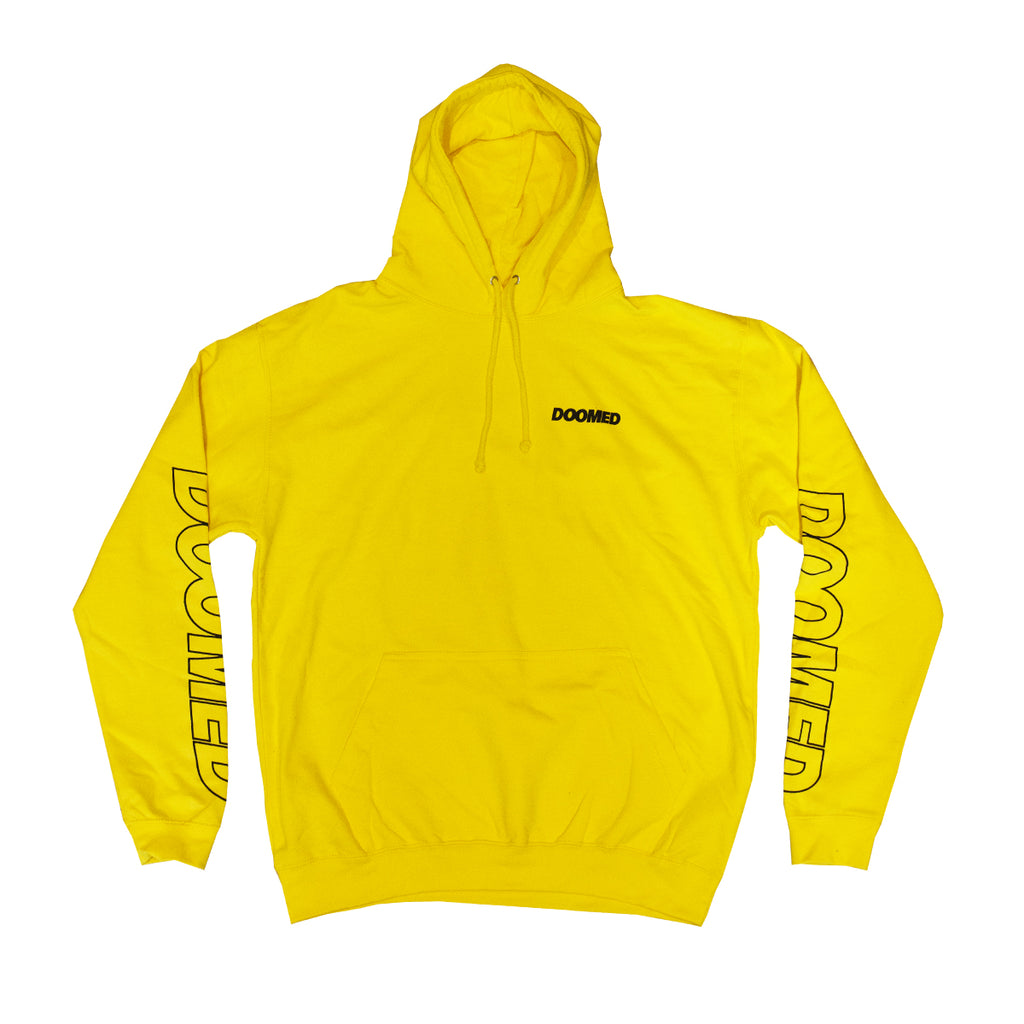 Doomed Marked Hoodie