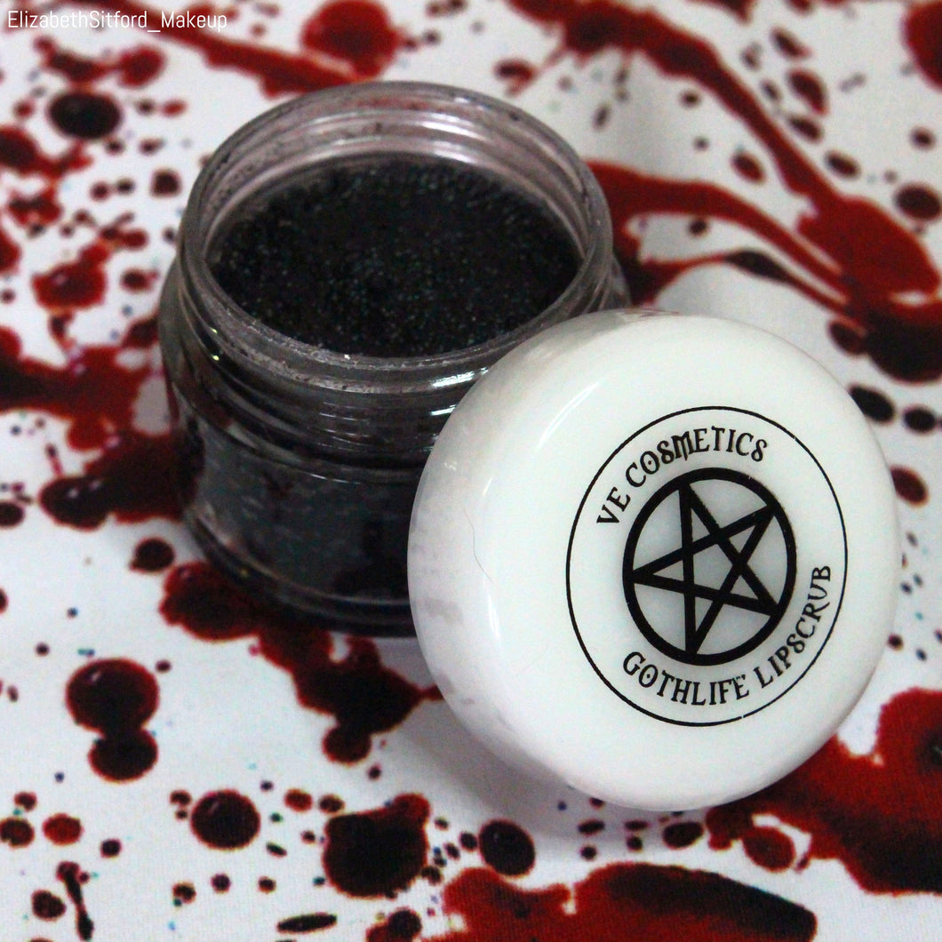 Gothlife Lip Scrub