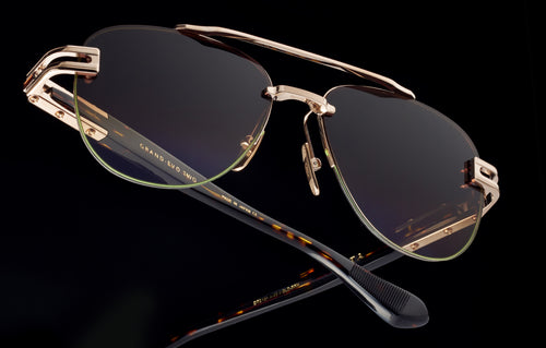 DITA Sunglasses take months from conception to productiono