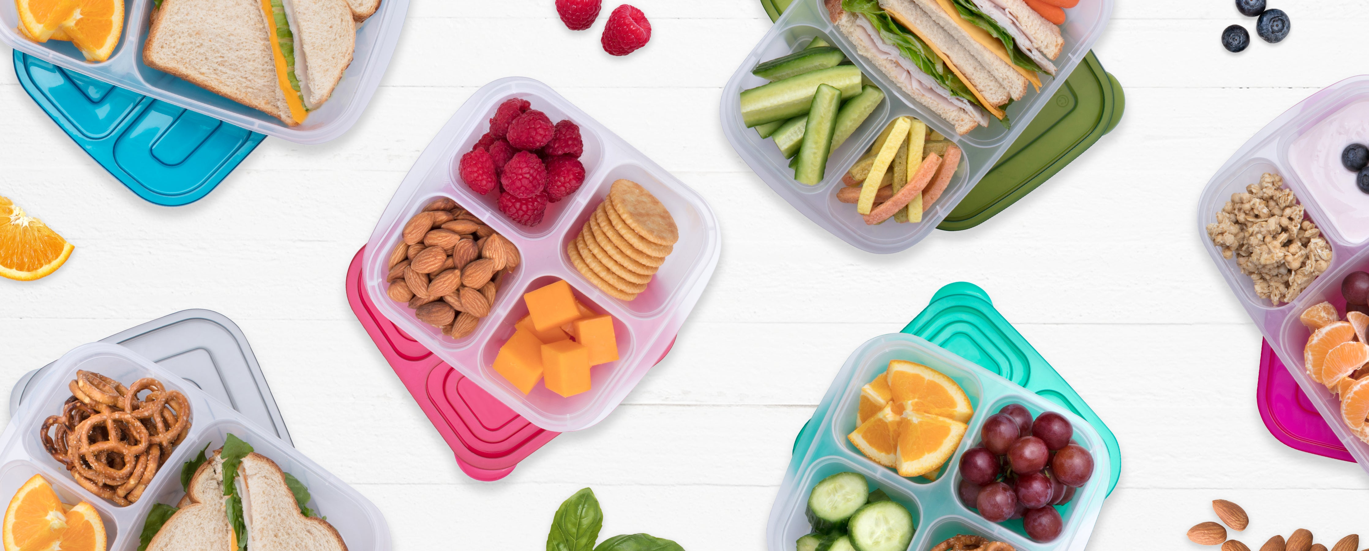 Lunch & Snack Containers | EasyLunchboxes