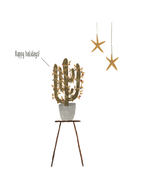 illustratie in Gallery-weergave laden, Kerstkaarten | Dubbele serie - Lifebetweenplants.
