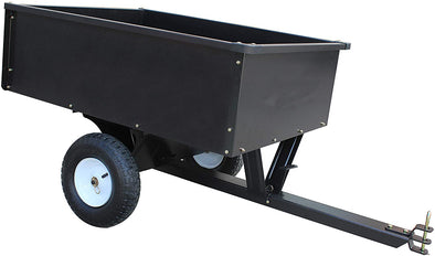 10 Cubic Feet Steel Dump Cart