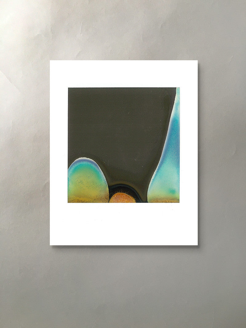 Mineral Expression Mineralized Collection Polaroid Photographic Print Unframed