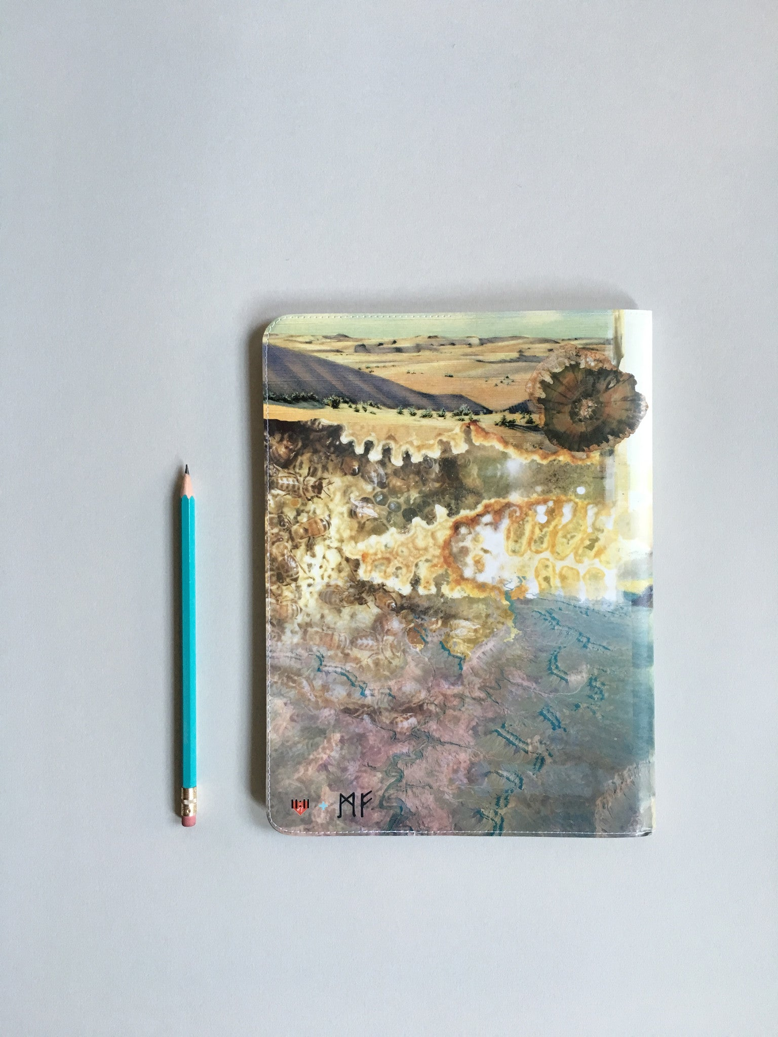 Desert Nectar Notebook Journal Cahier Moleskin 1111 Enterprises Stationery