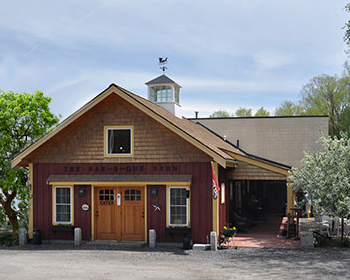 BBQ Barn Store Front