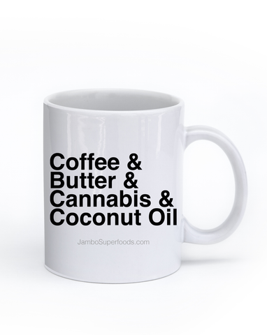 Cannabis & - Coffee Mug