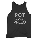 Pot is Paleo - Men's Tank