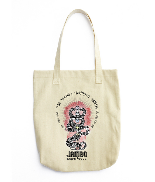 Kundalini Rising - Cotton Tote