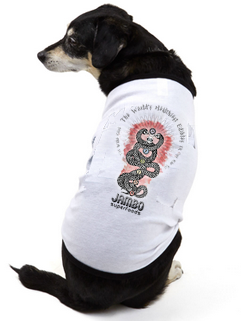 Kundalini Rising - Dog Shirt