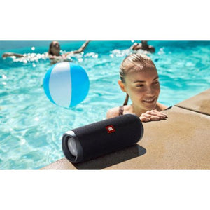 JBL Flip 5 Portable Waterproof Wireless Bluetooth Speaker, Black