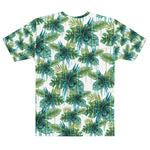 Load image into Gallery viewer, Green Floral T-shirt