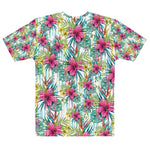Load image into Gallery viewer, Pink Floral T-shirt