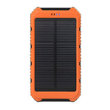 10000mAh Land Rover USB Solar Charger Power Bank for Smartphone /iPad - CELLRIZON  - 3