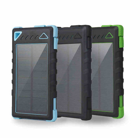 8000mAh USB Solar Charger Power bank for smartphone /ipad - CELLRIZON