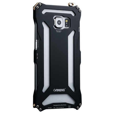 Transformers Aluminum Metal Frame case for Samsung Galaxy S6 - CELLRIZON