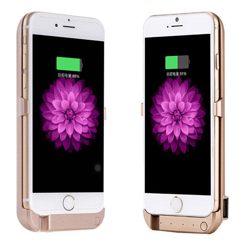 10000mAh Backup Charger Cover for iPhone 6 Plus - CELLRIZON  - 6
