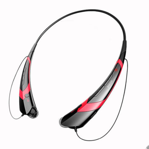 HBS-760 Bluetooth Sport Headset with Inline Microphone - Assorted Colors - CELLRIZON  - 10