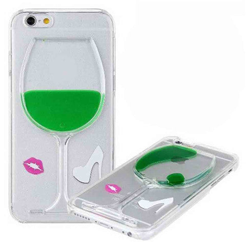 High-heel Wine Cup Case for iPhone 6 - CELLRIZON