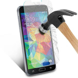 Tempered Glass Screen Cover Protector For Samsung Galaxy S5 - CELLRIZON  - 7