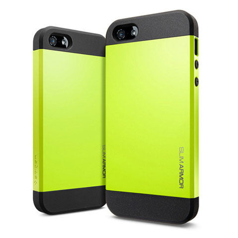 Armor TPU Silicon Case for iPhone 5  Back Cover - CELLRIZON