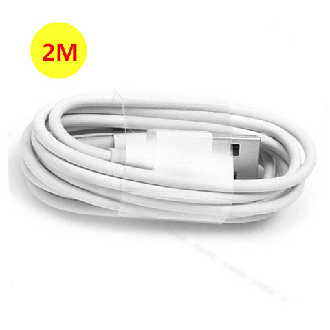 2m 8pin Support for Ios 8.1 Cable for iPhone 5 | 5c | 5s | 6 | 6plus - CELLRIZON