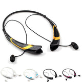HBS-760 Bluetooth Sport Headset with Inline Microphone - Assorted Colors - CELLRIZON  - 1