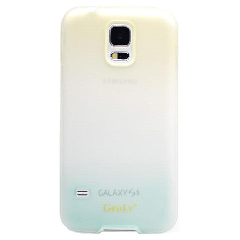 TPU Rainbow Case for Samsung Galaxy S5 - CELLRIZON