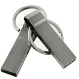 Metal USB Flash Drive USB 2.0 With key Ring 2/4/8/16/32/64GB - CELLRIZON  - 2