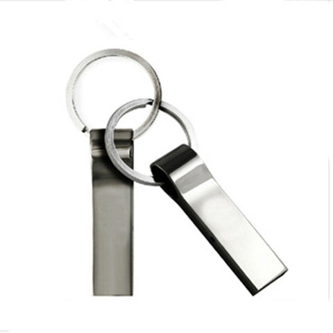 Metal USB Flash Drive USB 2.0 With key Ring 2/4/8/16/32/64GB - CELLRIZON  - 1