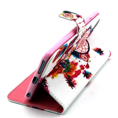 Stand Wallet Leather Case for iPhone 6 - CELLRIZON  - 4