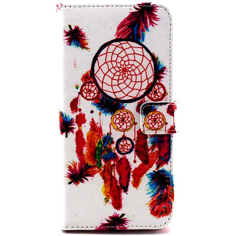 Stand Wallet Leather Case for iPhone 6 - CELLRIZON  - 1
