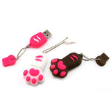 Cartoon Cat Claw USB Flash Drive For 2/4/8gb - CELLRIZON