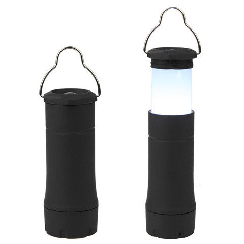 Retractable 3W 100LM LED Camping Light Lamp - CELLRIZON