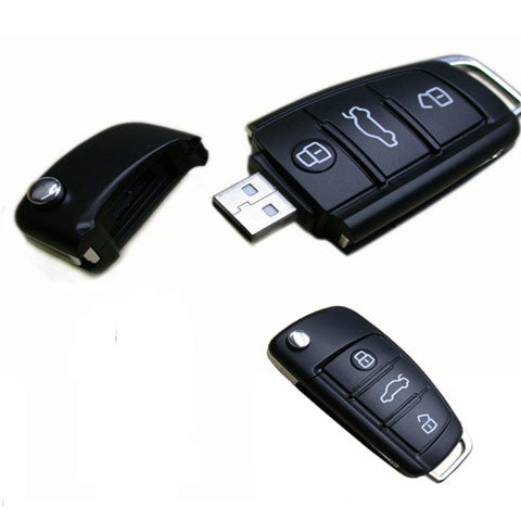 Audi Car key USB Flash Drives For 2/4/8/16/32/64gb - CELLRIZON