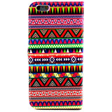 Tribe Pattern Wallet Leather Case for iPhone 6/6 Plus - CELLRIZON  - 2