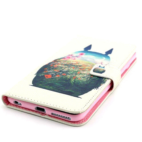 PU Leather Stand Case for iPhone 6 Plus - CELLRIZON