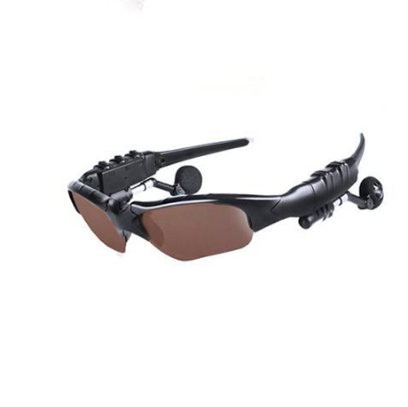 Smart Glasses with Wireless Bluetooth Headphones for Android & iOS Devices