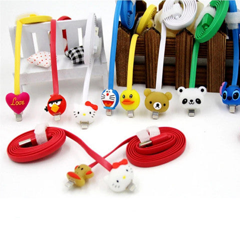 Cartoon LED Lighting Charger Cable-Paul Frank - CELLRIZON
