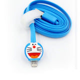 Cartoon LED Lighting Charger Cable-Doraemon - CELLRIZON