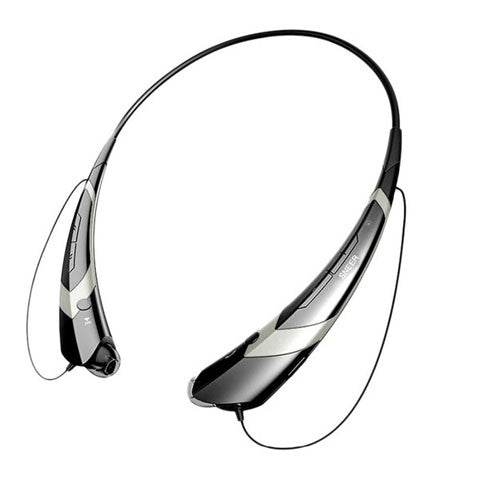 HBS-760 Bluetooth Sport Headset with Inline Microphone - Assorted Colors - CELLRIZON  - 2