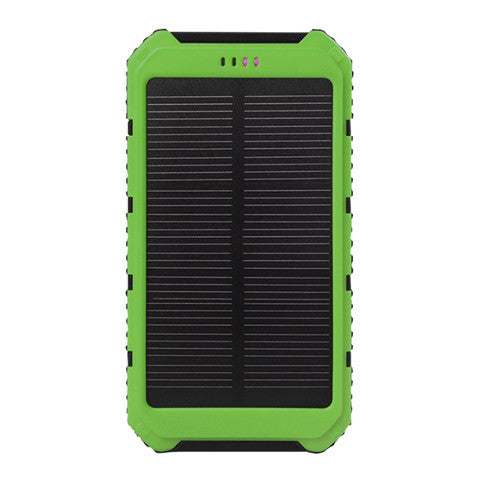 10000mAh Land Rover USB Solar Charger Power Bank for Smartphone /iPad - CELLRIZON  - 5