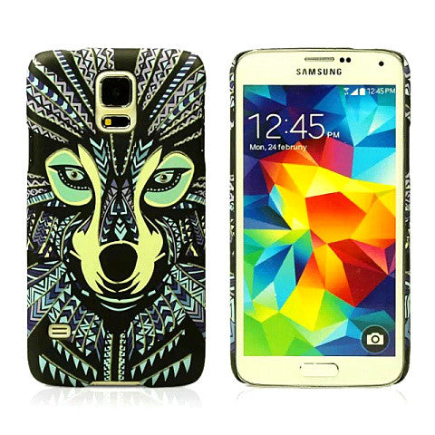 Plastic Hard Case for Samsung Galaxy S5 - CELLRIZON