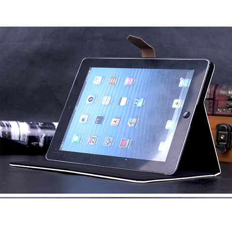 God's book Smart Stand PU Leather case For Ipad 2/3/4 - CELLRIZON