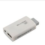 720P 1080P upscaling Adapter for Wii 2 to HDMI Converter output HDTV - CELLRIZON
