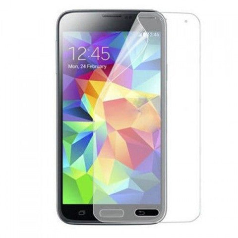 3X Clear LCD Front Screen Protector For Samsung Galaxy S5 - CELLRIZON