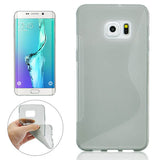 Ultra-thin TPU Case For Samsung Galaxy S6 Edge Plus - CELLRIZON