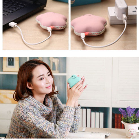 3600mAh Lucky Star High Quality External Challenge Charge Hand Po mobile Power Bank - CELLRIZON