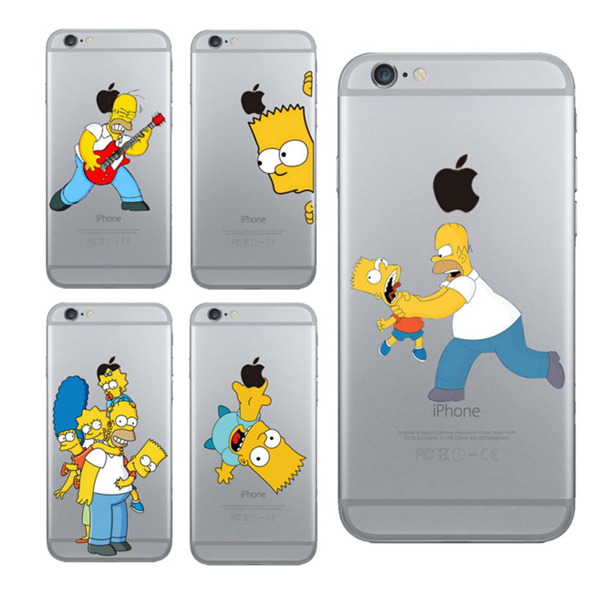 iPhone 7 & 7 Plus Simpsons Inspired Case - CELLRIZON