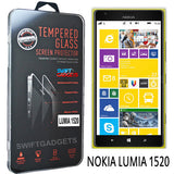 Real Tempered Glass Anti-Scratch Screen Protector Guard For Nokia Lumia 1520 - CELLRIZON